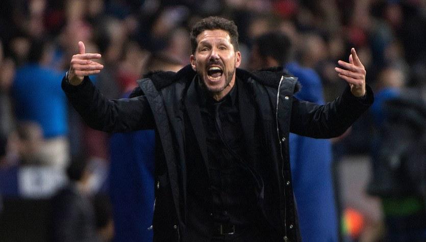 Primera Division. Nowy gigantyczny kontrakt dla trenera Atletico Diego Simeone?