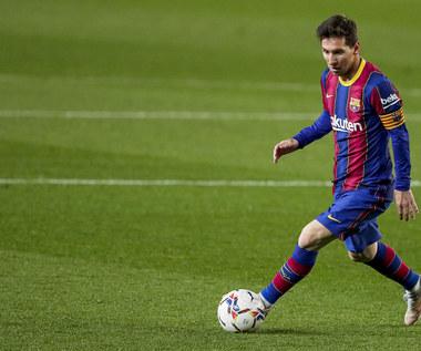 Primera Division. Oficjalnie: Lionel Messi nie podpisze umowy z Barceloną