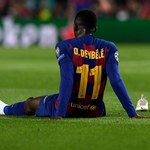 Primera Division. Piłkarze Barcelony są zdrowi. Ousmane Dembele nie został przebadany