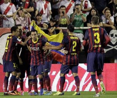 Primera Division: Rayo Vallecano - FC Barcelona 0-4