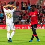 Primera Division. RCD Mallorca - Real Madryt 1-0 w 9. kolejce