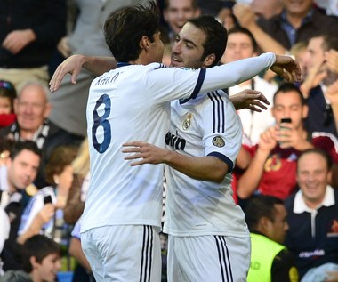 Primera Division: Real Madryt - Celta Vigo 2-0