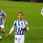 Primera Division. Real Sociedad odzyskał prowadzenie