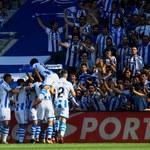 Primera Division. Real Sociedad zagra w okolicznościowych koszulkach z okazji remontu stadionu