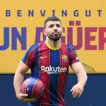 Primera Division. Sergio Aguero poza grą przez 10 tygodni