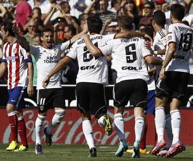 Primera Division: Valencia CF - Atletico Madryt 3-1