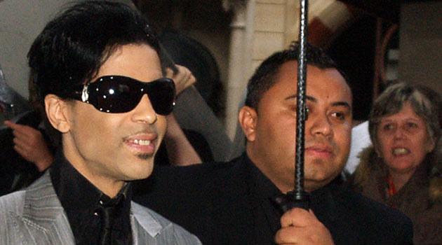 Prince  /AFP
