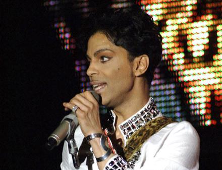 Prince fot. Tim Mosenfelder /Getty Images/Flash Press Media