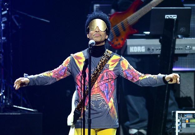 "Prince: ""Kto zgasił światło?"" fot. Isaac Brekken /Getty Images/Flash Press Media"