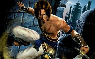 Prince of Persja: Sanfs of Time - fragment okładki z gry /Informacja prasowa
