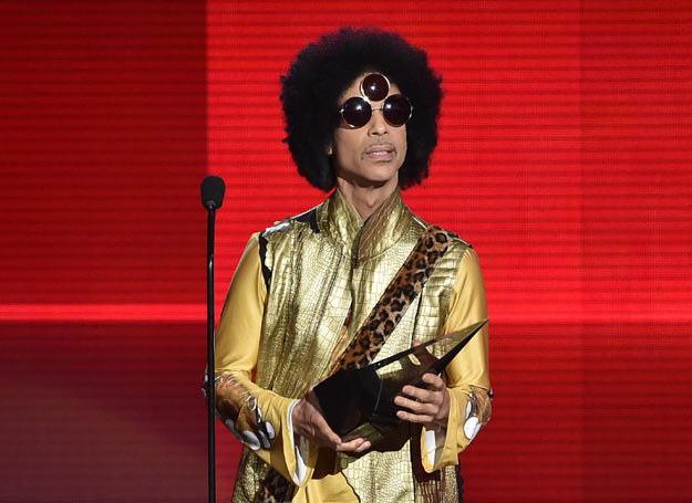 Prince /Kevin Winter /Getty Images