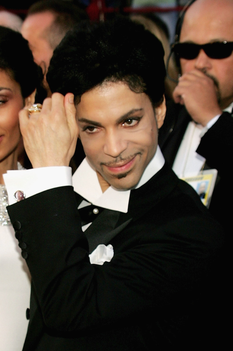 Prince /Carlo Allegri /Getty Images