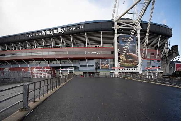 Principality Stadium w Cardiff / Matthew Horwood /Getty Images