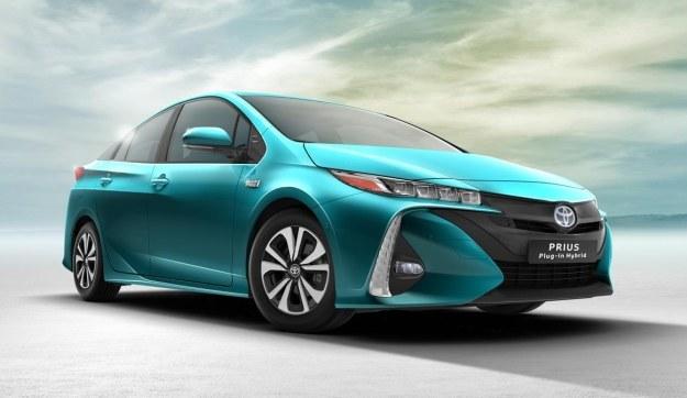 Prius Plug-in Hybrid drugiej generacji zadebiutuje w salonach pod koniec roku. /INTERIA.PL/informacje prasowe