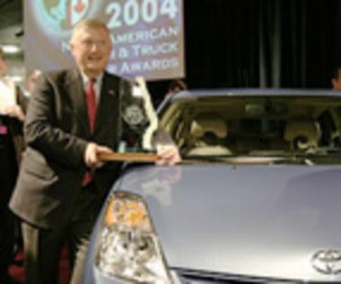 Prius Samochodem Roku w USA