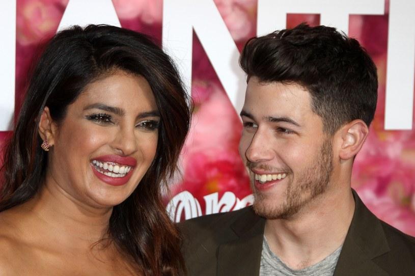 Priyanka Chopra i Nick Jonas /Grosby Group /East News