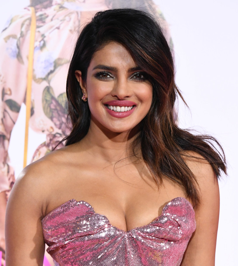Priyanka Chopra /Jon Kopaloff /Getty Images