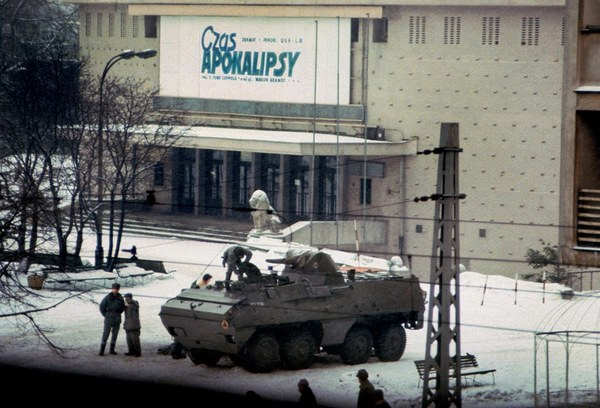 Czas Apokalipsy, 1981
