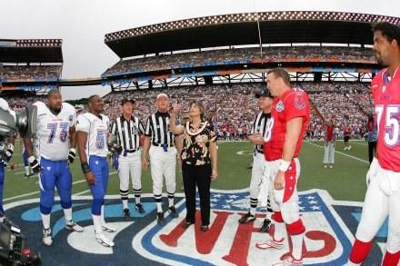 Pro Bowl - wspaniała zabawa dla zawodników i kibiców Fot. Paul Spinelli/Getty Images /