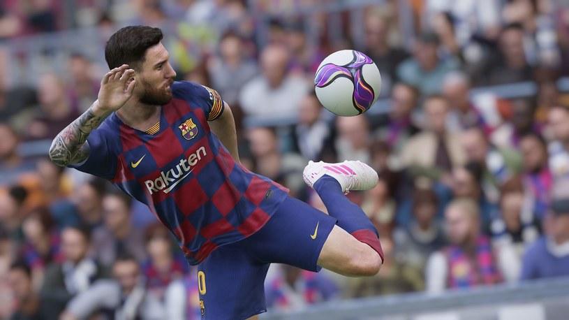 Pro Evolution Soccer 2020 /materiały prasowe