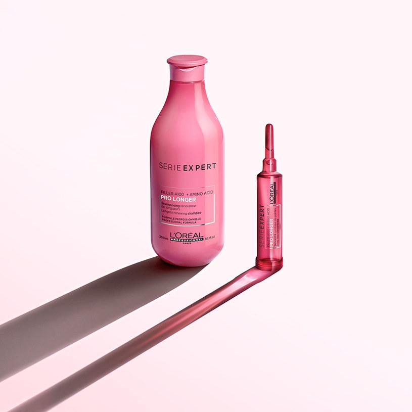 Pro Longer Serie Expert, L'Oréal Professionnel /materiały prasowe