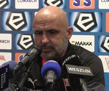 Probierz po meczu Cracovia - Miedź (0-0). Wideo