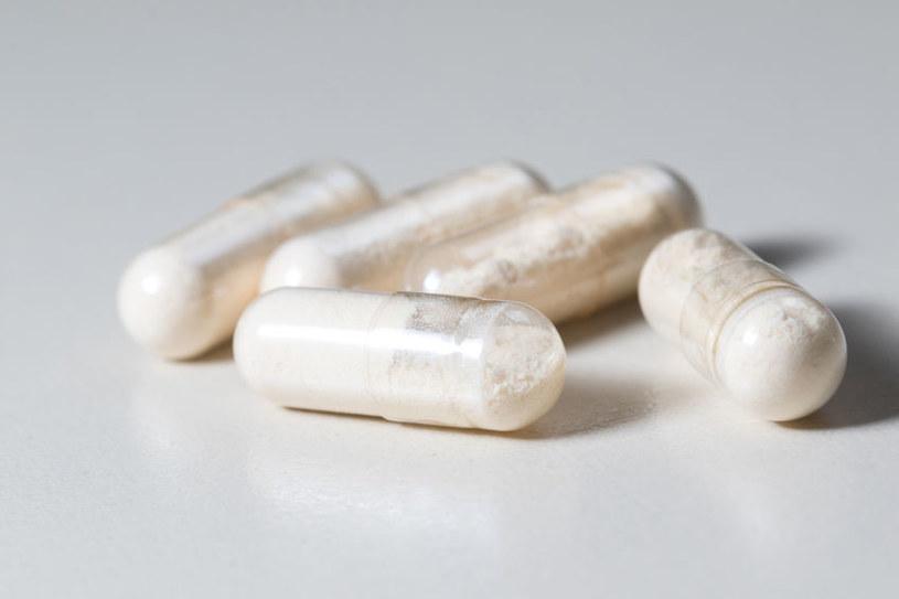 Probiotyki w kapsułkach /©123RF/PICSEL