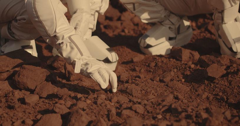 Próbki z Marsa mogą być niebezpieczne? /123RF/PICSEL