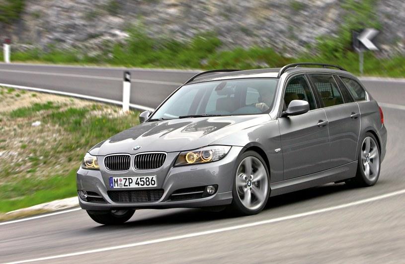 Problem dotyczy między innymi BMW serii 3 /