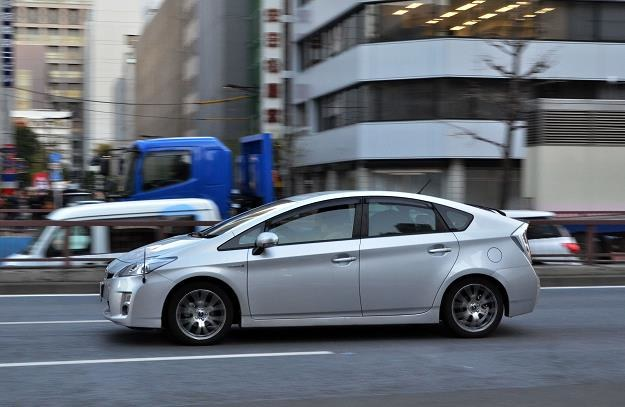 Problem dotyczy Toyoty Prius /AFP