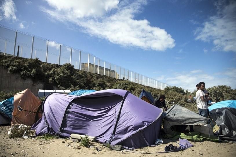 Problem imigrantów narasta /PAP/EPA