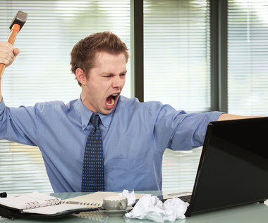 Problem narastającej frustracji zawodowej - jak sobie z nim poradzić?