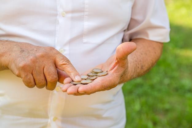 Problem niskich emerytur dotyka w dużej mierze przedsiębiorców /©123RF/PICSEL