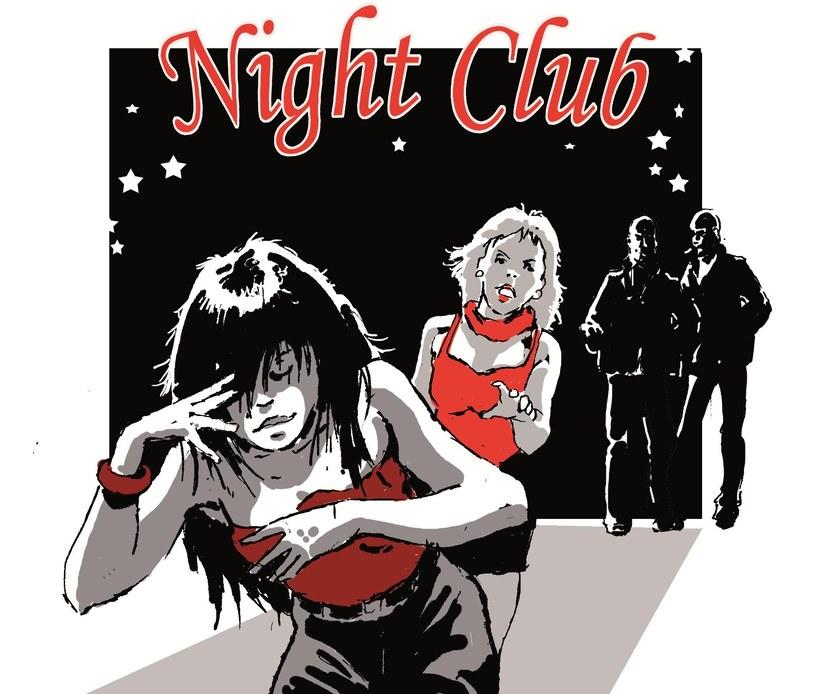 Problem pigułek gwałtu podrzucanych dziewczynom w klubach jest często zamiatany pod dywan /rys. Andrzej Fonfara. /Śledztwo