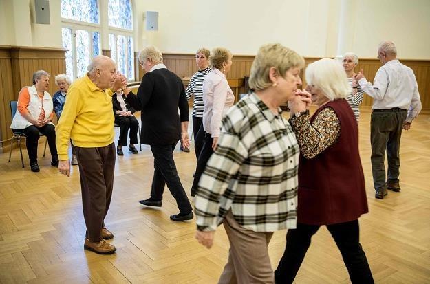 Problem starzejącego się społeczeństwa  nas dotyka /AFP