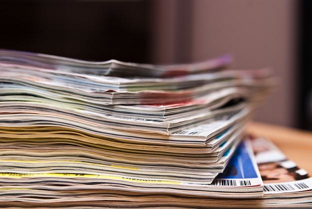 Problem wyniknął za sprawą wydawców, którzy dołączają do gazet filmy na nośnikach /© Panthermedia
