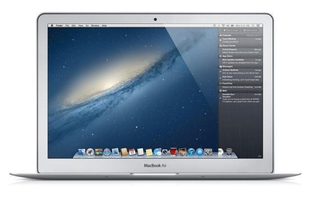 Problem z baterią leży w ustawieniach Biurka systemu OS X Mountain Lion /materiały prasowe