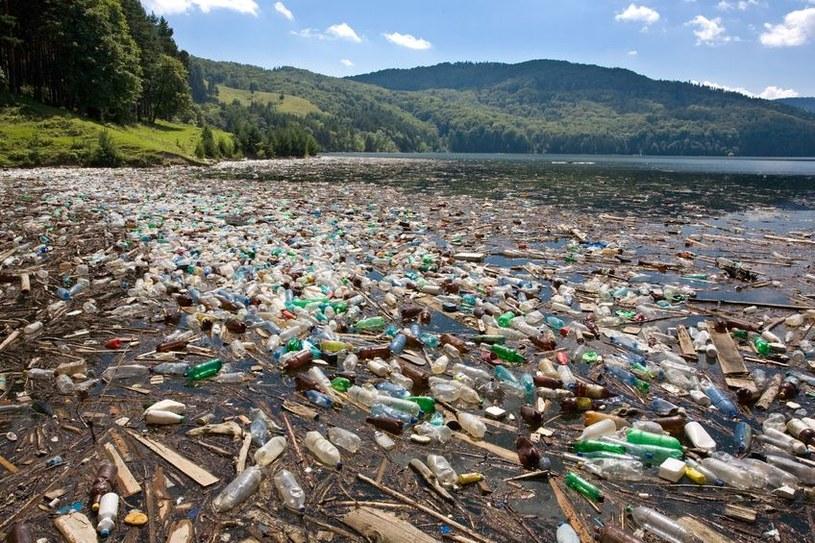 Problem z odpadami plastikowymi wkrótce stanie się przeszłością /123RF/PICSEL