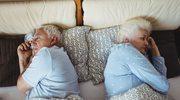 Problemy osób starszych z zaburzeniami snu