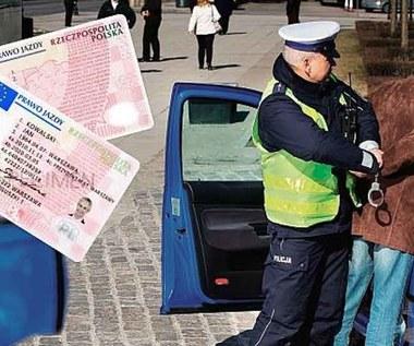 Problemy z prawem jazdy, czyli od mandatu po... więzienie!