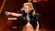 Problemy ze stanikiem Britney Spears na koncercie w Las Vegas