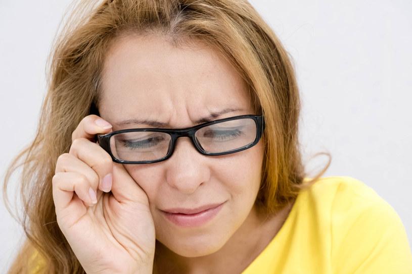 Problemy ze wzrokiem to jedne z pierwszych objawów stanu przedcukrzycowego /123RF/PICSEL