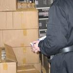 Próbował przemycić 440 tysięcy paczek papierosów z Litwy do Polski