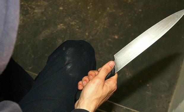 Próbował zgwałcić 11-latkę. Dziewczynka wbiła mu nóż w plecy