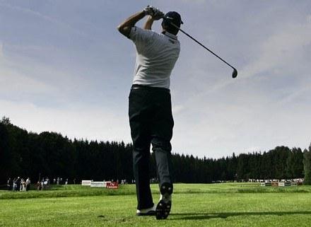 Próbowałeś już swoich sił w golfie? /AFP