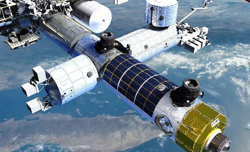 Próby związane z realizacją planów Axiom Space miałyby się rozpocząć jeszcze w tym roku /materiały prasowe