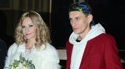 """""""Proceder"""": Małgorzata Kożuchowska bierze ślub. Zobacz zdjęcia z planu filmu"""