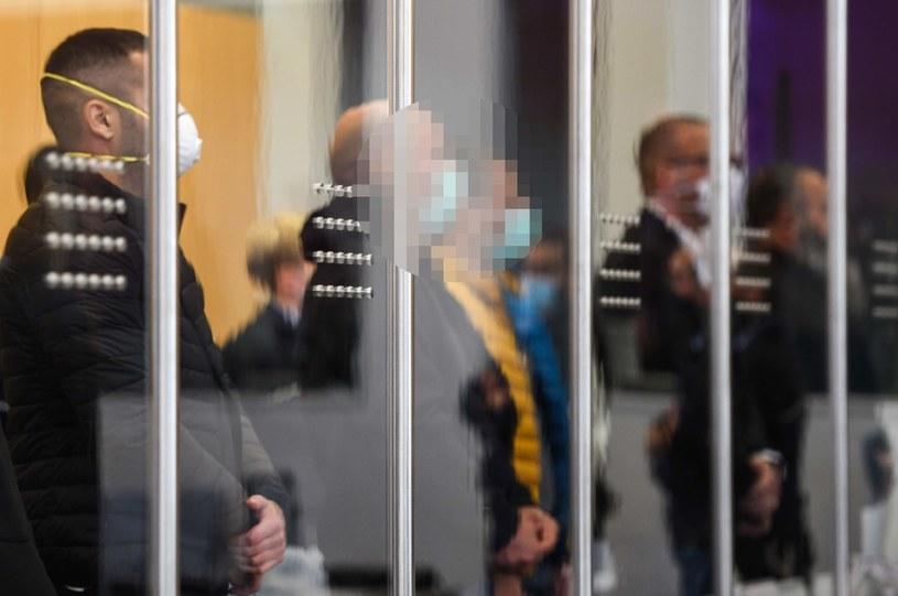 Proces członków włoskiej mafii w Niemczech /AFP