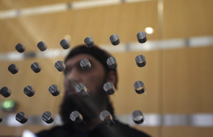 Proces jednego z salafickich terrorystów w Duesseldorfie /AFP