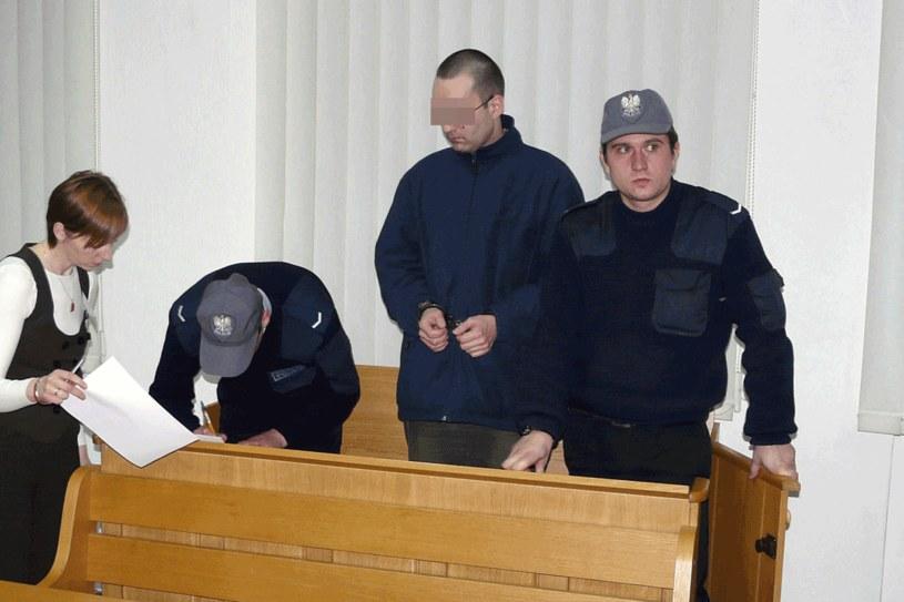 Proces księdza Romana B. / Marcin Bielecki    /Agencja FORUM
